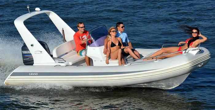 лодка риб гранд фото